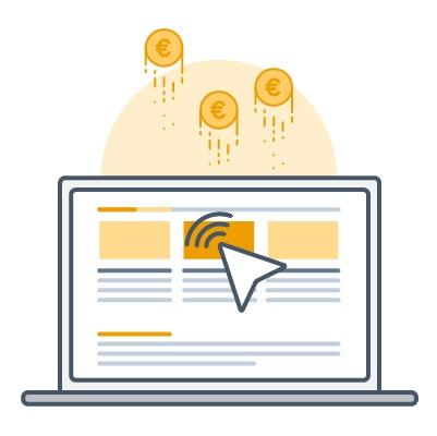 como captar clientes - publicidad on-line de pago