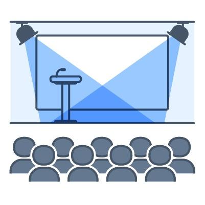 como captar clientes - marketing de eventos