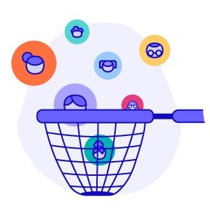 base de datos de clientes - recopilar los datos
