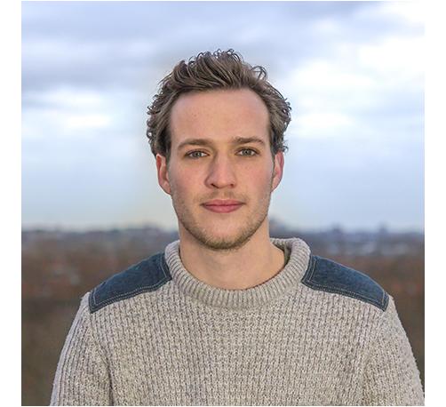 Bram Bouwmeister - Director de proyecto