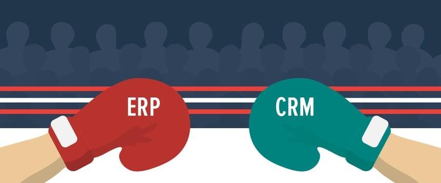 ERP y CRM: ¿Qué son y en qué se diferencian? - Teamleader