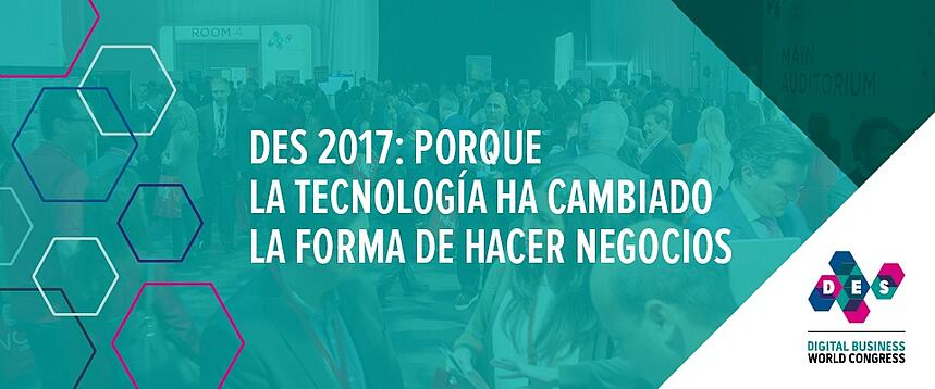 Digital Enterprise Show ´17 - Teamleader CRM