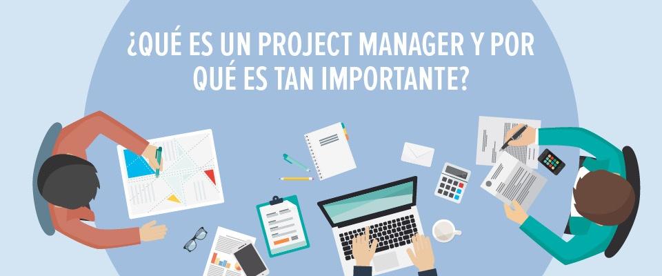 Qué es un Project Manager - Teamleader CRM