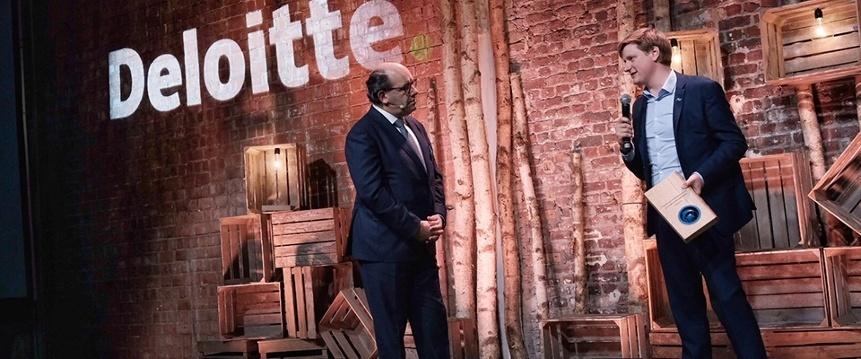Ganamos el premio Fast 50 de Deloitte - Teamleader CRM
