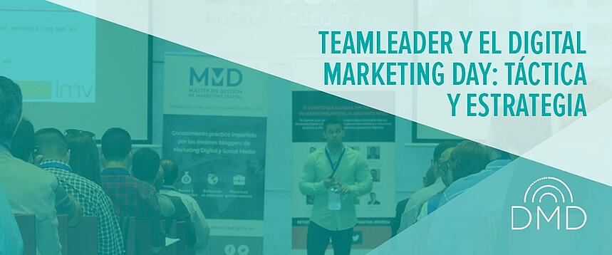 Digital Marketing Day 2017- Teamleader CRM