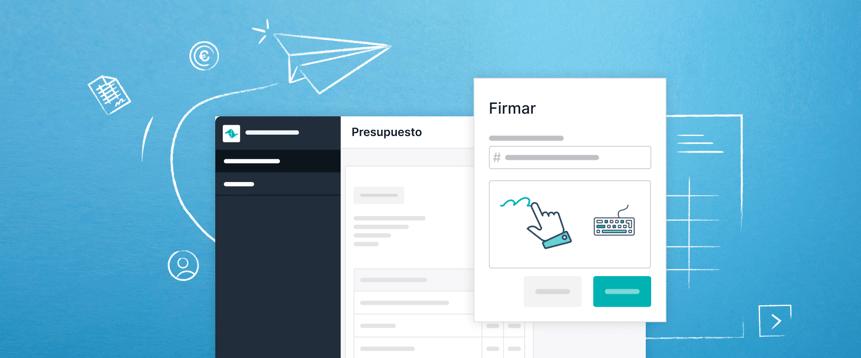 Los presupuestos con Teamleader se firman mucho más rápido, gracias a la versión renovada de Cloudsign.