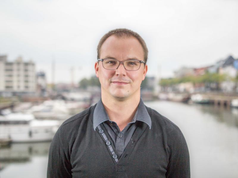 Stijn Van Walle - Director Financiero
